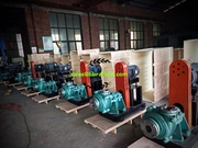 Centrifugal Horizontal Heavy Duty Slurry Pumps